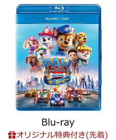 【楽天ブックス限定先着特典】パウ・パトロール ザ・ムービー ブルーレイ+DVD【Blu-ray】(缶バッジ) [ カル・ブランカー ]