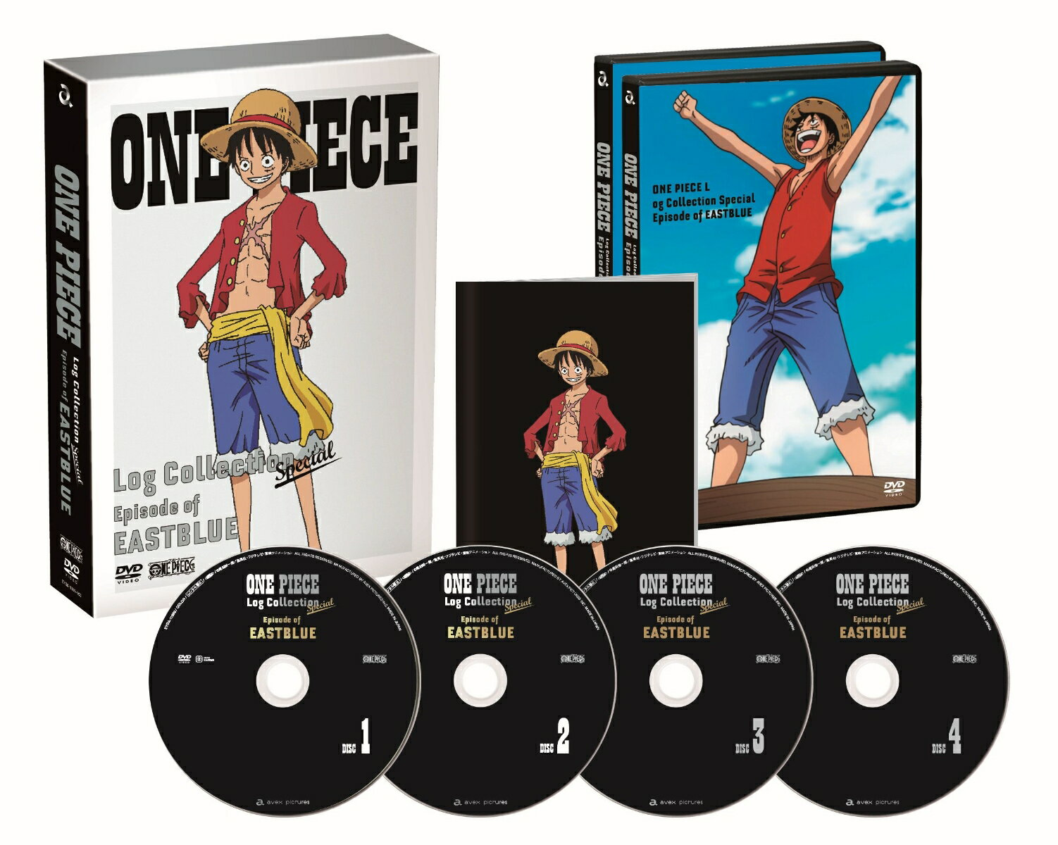 "ONE PIECE Log Collection Special""Episode of EASTBLUE"" [ 尾田栄一郎 ]"
