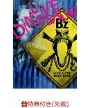 """【先着特典】B'z LIVE-GYM 2017-2018 """"LIVE DINOSAUR""""(オリジナルクリアファイル付き)"""
