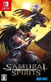 SAMURAI SPIRITS Nintendo Switch版