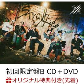 【楽天ブックス限定先着特典】Scars / ソリクン -Japanese ver.- (初回限定盤B CD+DVD)(オリジナルアクリルキーホルダー(全8種の内1種ランダム)) [ Stray Kids ]
