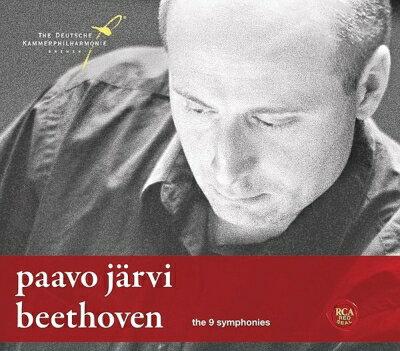 【輸入盤】交響曲全集 パーヴォ・ヤルヴィ&ドイツ・カンマーフィル(5CD) [ ベートーヴェン(1770-1827) ]