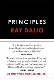 Principles: Life and Work PRINCIPLES [ Ray Dalio ]