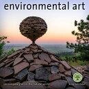 Environmental Art 2019 Wall Calendar: Contemporary Art in the Natural World