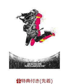 【先着特典】ONE OK ROCK 2018 AMBITIONS JAPAN DOME TOUR(ステッカー付き) [ ONE OK ROCK ]