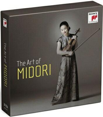 【輸入盤】五嶋みどり・ボックス(10CD) [ ヴァイオリン作品集 ]
