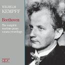 【輸入盤】ピアノ・ソナタ集 ヴィルヘルム・ケンプ(1940-43)(4CD)