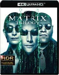 マトリックス トリロジー 日本語吹替音声追加収録版<4K ULTRA HD&HDデジタル・リマスターブルーレイ>(9枚組/豪華…