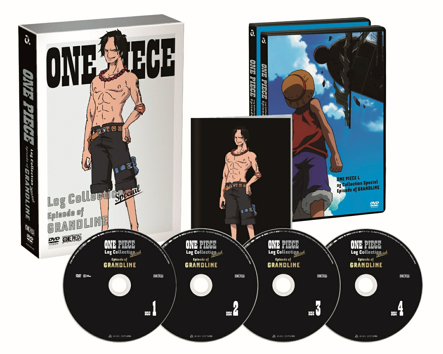 "ONE PIECE Log Collection Special""Episode of GRANDLINE"" [ 尾田栄一郎 ]"