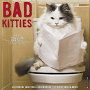 Bad Kitties 2018 Wall Calendar