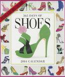 365 DAYS OF SHOES CALENDAR (2014)