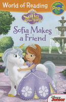 World of Reading: Sofia the First Sofia Makes a Friend: Pre-Level 1