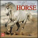 2019 the Spirited Horse 16-Month Wall Calendar: By Sellers Publishing