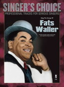 """【輸入楽譜】ワラー, Thomas """"Fats"""": ファッツ・ワラー - シング・ザ・ソングス: CD付"""