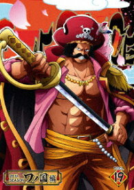 ONE PIECE ワンピース 20THシーズン ワノ国編 PIECE.19 [ 田中真弓 ]