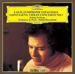 ラロ:スペイン交響曲 サン=サーンス:ヴァイオリン協奏曲第3番