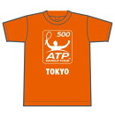 【楽天ジャパンオープン】ドライTシャツ オレンジ【SSサイズ】