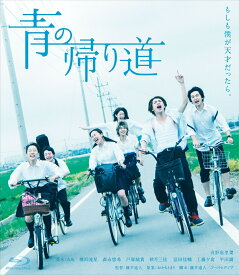 青の帰り道【Blu-ray】 [ 真野恵里菜 ]