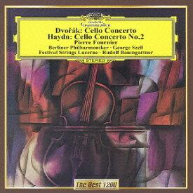 ドヴォルザーク&ハイドン:チェロ協奏曲 [ ピエール・フルニエ ]