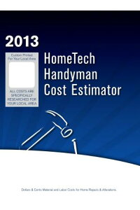 HometechHandymanCostEstimator:2ndHalf2013-Washington1-Seattle&Vicinity[HometechPublishing]