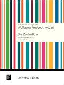 【輸入楽譜】モーツァルト, Wolfgang Amadeus: オペラ「魔笛」より