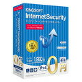 【ポイント10倍】KINGSOFT InternetSecurity 1台版