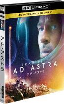 アド・アストラ <4K ULTRA HD+2Dブルーレイ/2枚組>【4K ULTRA HD】