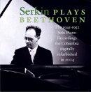 【輸入盤】ピアノ・ソナタ集 ルドルフ・ゼルキン(1947-52)(2CD)