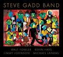 【輸入盤】Steve Gadd Band (Digi)