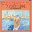 【輸入盤】 ラフマニノフ:ピアノ三重奏曲第1・2番 ボロディン・トリオ