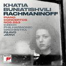 【輸入盤】ピアノ協奏曲第2番、第3番 カティア・ブニアティシヴィリ、パーヴォ・ヤルヴィ&チェコ・フィル