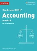 Cambridge Igcse(r) Accounting Workbook