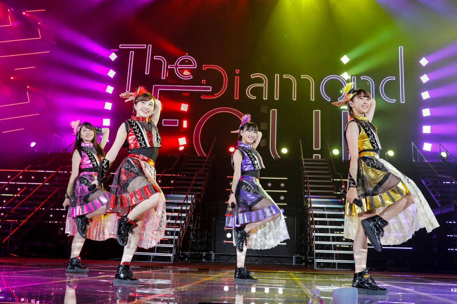 ももいろクローバーZ 10th Anniversary The Diamond Four -in 桃響導夢ー LIVE Blu-ray(初回限定版)【Blu-ray】 [ ももいろクローバーZ ]