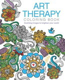 Art Therapy Coloring Book: Soothing Images to Brighten Your World