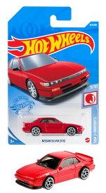 ホットウィール(Hot Wheels) ベーシックカー 日産 シルビア [S13] HBP04