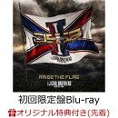【楽天ブックス限定先着特典】RAISE THE FLAG (初回限定盤 CD+Blu-ray+LIVE 2Blu-ray) (レコード型コースター付き)