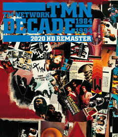 DECADE 2020 HD REMASTER【Blu-ray】 [ TM NETWORK ]