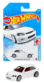 ホットウィール(Hot Wheels) ベーシックカー '99 ホンダ シビック R [EK9] HBP05
