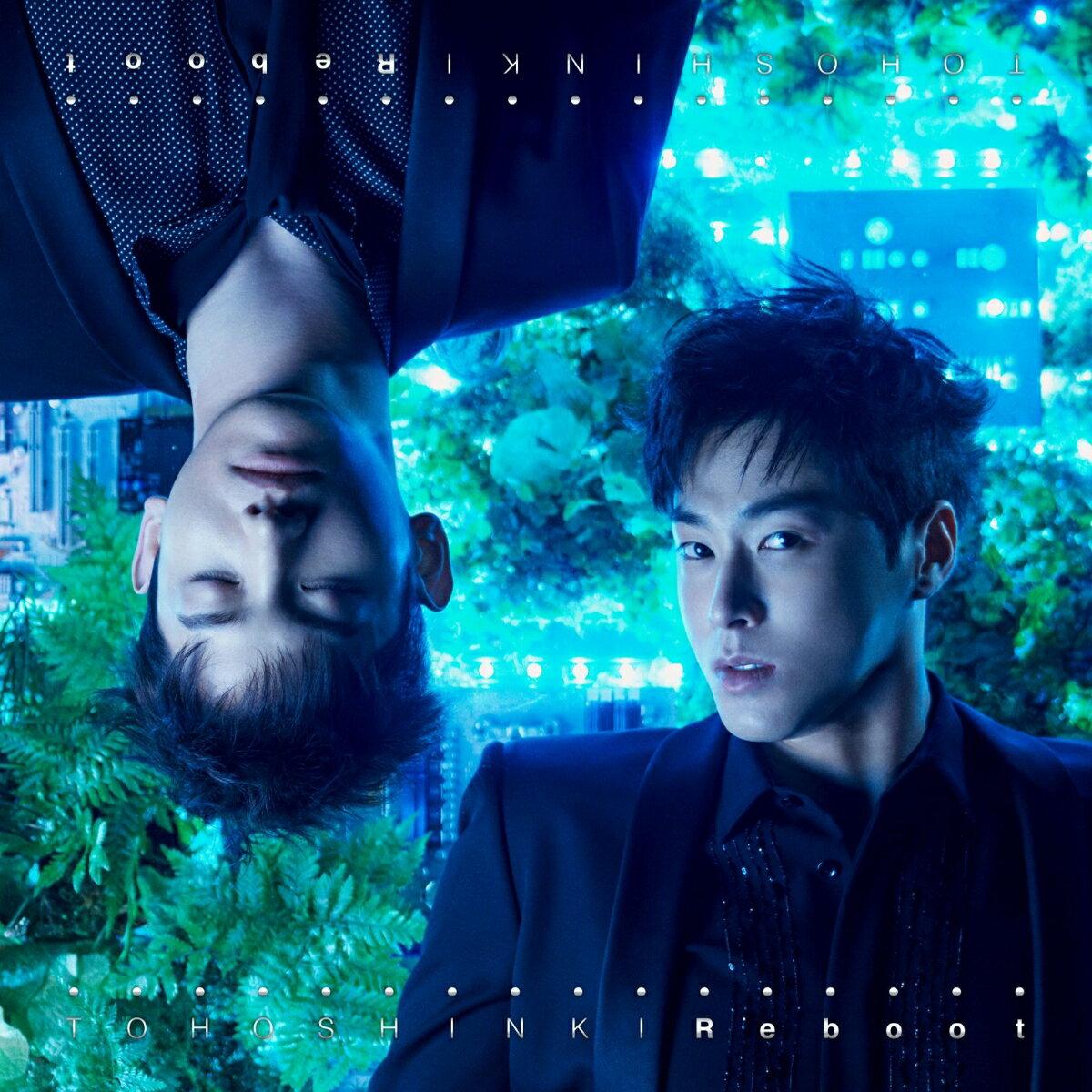 Reboot (初回限定盤 CD+DVD) [ 東方神起 ]