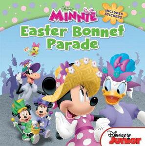 Minnie Easter Bonnet Parade...