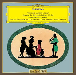 モーツァルト:ホルン協奏曲第1番〜第4番