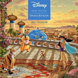 Disney Dreams Collection by Thomas Kinkade Studios: 2022 Wall Calendar DISNEY DREAMS COLL BY THOMAS K [ Thomas Kinkade ]