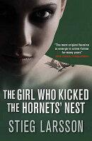 GIRL WHO KICKED THE HORNETS' NEST(C)