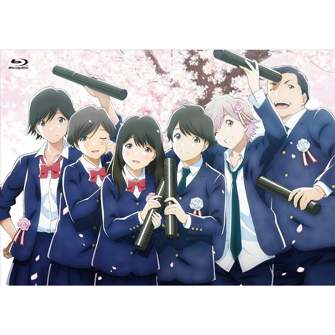 TVアニメーション 月がきれい Blu-ray Disc BOX【Blu-ray】 [ 千葉翔也 ]