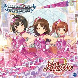 THE IDOLM@STER CINDERELLA GIRLS STARLIGHT MASTER 35 Palette [ (ゲーム・ミュージック) ]