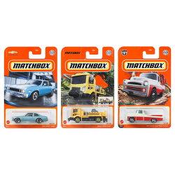 マッチボックス(Matchbox) ベーシックカー アソート 2021 MixC 30782-987U