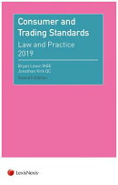 Consumer and Trading Standards: Law and Practice (Seventh Edition)