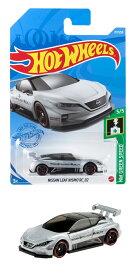 ホットウィール(Hot Wheels) ベーシックカー 日産 リーフ NISMO RC_02 HCM57