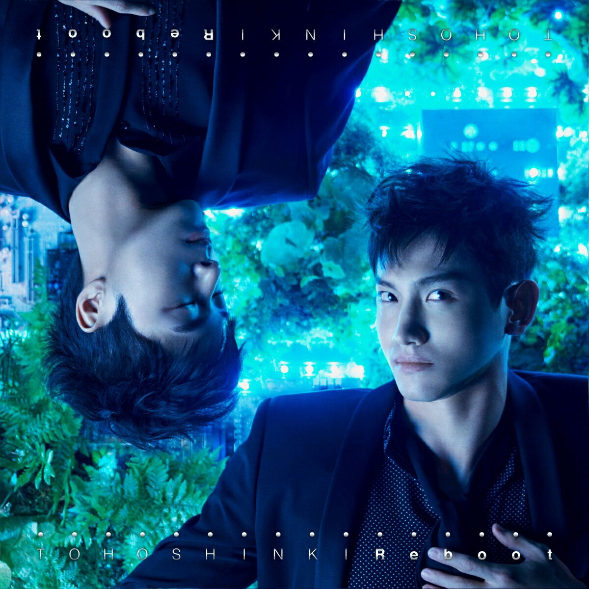 Reboot (CD+スマプラ) [ 東方神起 ]