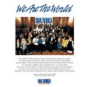 We Are The World [DVD+CD, 30周年記念ステッカー付き]